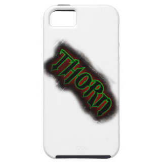 THORN original Logo iPhone 5 Cover