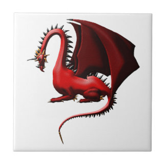 Thorn, the Red Dragon Tile