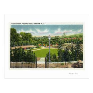 Thornden Park Amphitheatre View Postcard