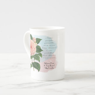 Thorns Have Roses Mug (Left Handed)