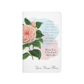 Thorns Have Roses Notebook