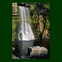 Thornton Force, Ingleton, The Yorkshire Dales Photo Print