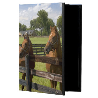Thoroughbred horse farm in Marion County, Cover For iPad Air