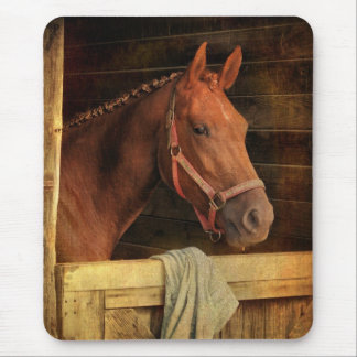 Thoroughbred Horse Mouse Pad