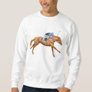 Thoroughbred Racehorse Sweatshirt