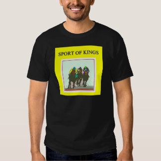 thoroughbred racing lovers shirt