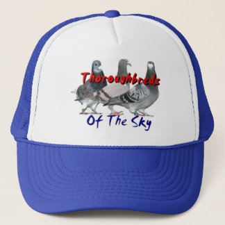 Thoroughbreds of the Sky Trucker Hat