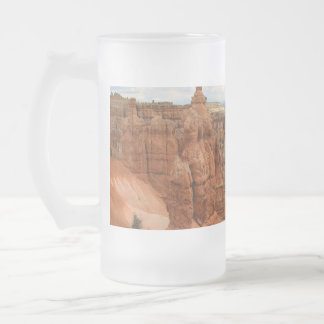 Thor's_Hammer_Bryce_Canyon_Utah, united States Frosted Glass Beer Mug