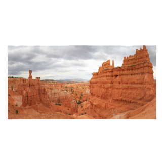 Thor's_Hammer_Bryce_Canyon_Utah, united States Personalized Photo Card