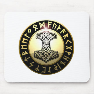 Thor's Hammer Mouse Mat