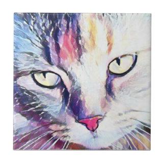 Those cat eyes tile