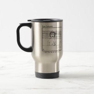 Those Customers Self Help Stainless Steel Travel Mug