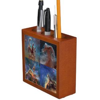 Those Remarkable Nebula Shapes Pencil Holder