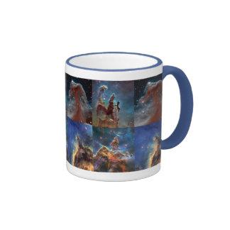 Those Remarkable Nebula Shapes Ringer Mug