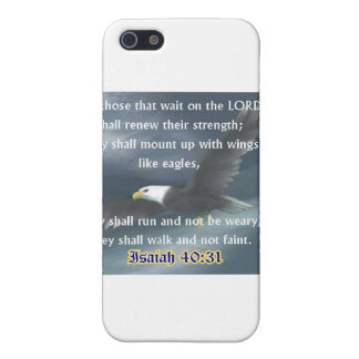 Those that Wait upon the Lord iPhone 5/5S Case