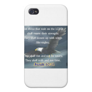 Those that Wait upon the Lord Case For iPhone 4