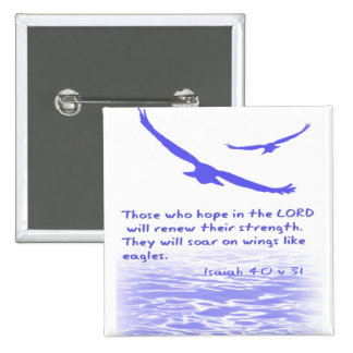 Those who hope in the LORD ... | Buttons