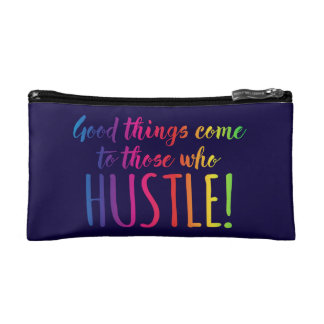 Those Who Hustle Rainbow Bag