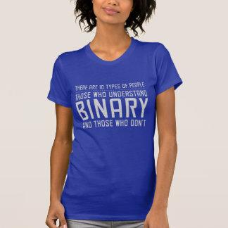 Those who understand binary T-Shirt