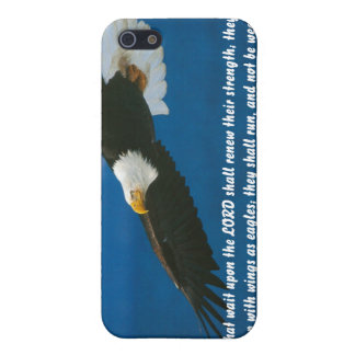 Those Who Wait On The Lord Case For The iPhone 5
