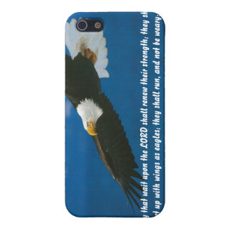 Those Who Wait On The Lord iPhone 5 Cases