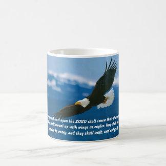 Those Who Wait On The Lord Coffee Mugs