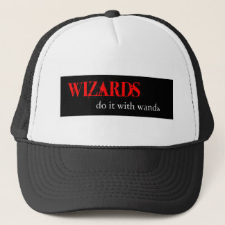 Those Wizards.... Trucker Hat