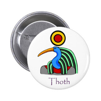 Thoth Badge