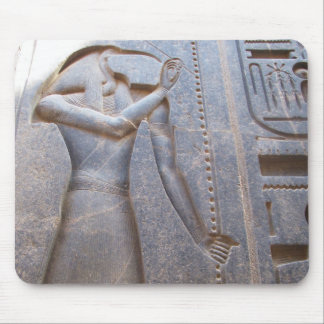 Thoth -  sacred god of knowledge mouse mat