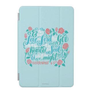 Thou Shalt Love the Lord thy God iPad Mini Cover
