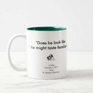 Though Not Dead mug