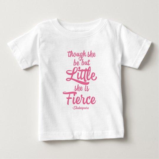Though she be little she is fierce, Shakespeare