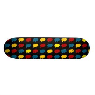 Thought- Bubble Board Skate Board Decks
