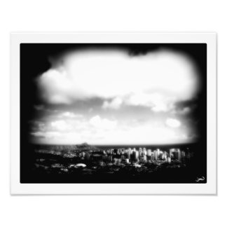 Thought Clouds Photographic Print