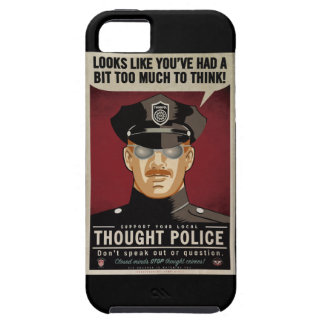 Thought Police iPhone 5 Covers