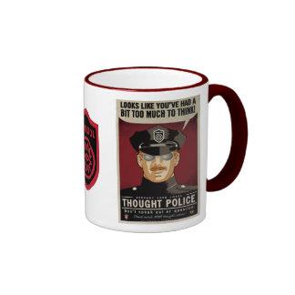 Thought Police Mug