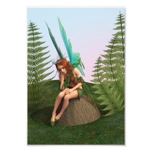 Thoughtful Fairy Photo Art