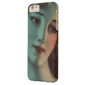 Thoughtful Girl Barely There iPhone 6 Plus Case