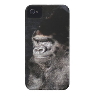 Thoughtful  Gorilla iPhone 4 Cover