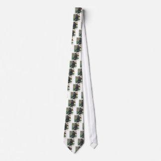 Thoughtful Gorilla Men's Tie