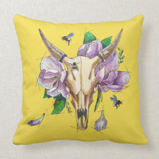 thoughts of spring cushion