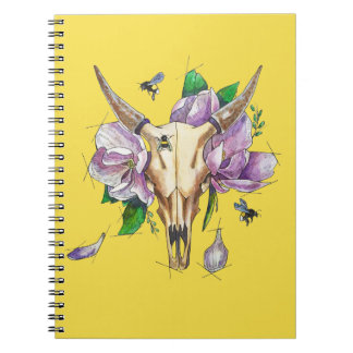 thoughts of spring notebook