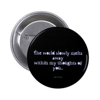 Thoughts Of You Button