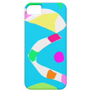 Thoughts River Bridge Corn Candies Pocket iPhone 5 Cover