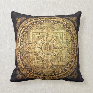 Thousand-Armed Avalokiteshvara Mandala Pillow Throw Cushions