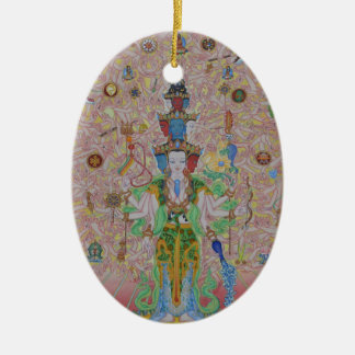 Thousand-Armed Avalokiteshvara Ornament
