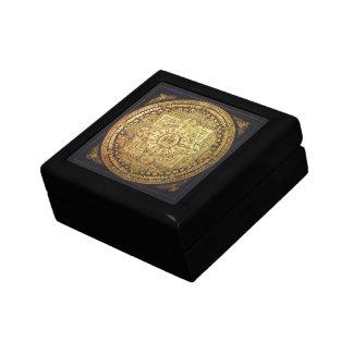 Thousand-Armed Mandala Jewelry/Gift Box Small Square Gift Box
