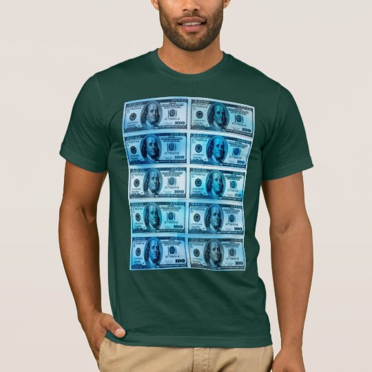 Thousand dollar Pop Art T-Shirt
