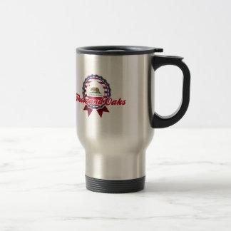Thousand Oaks, CA Coffee Mugs