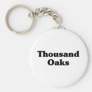 Thousand Oaks  Classic t shirts Key Chains